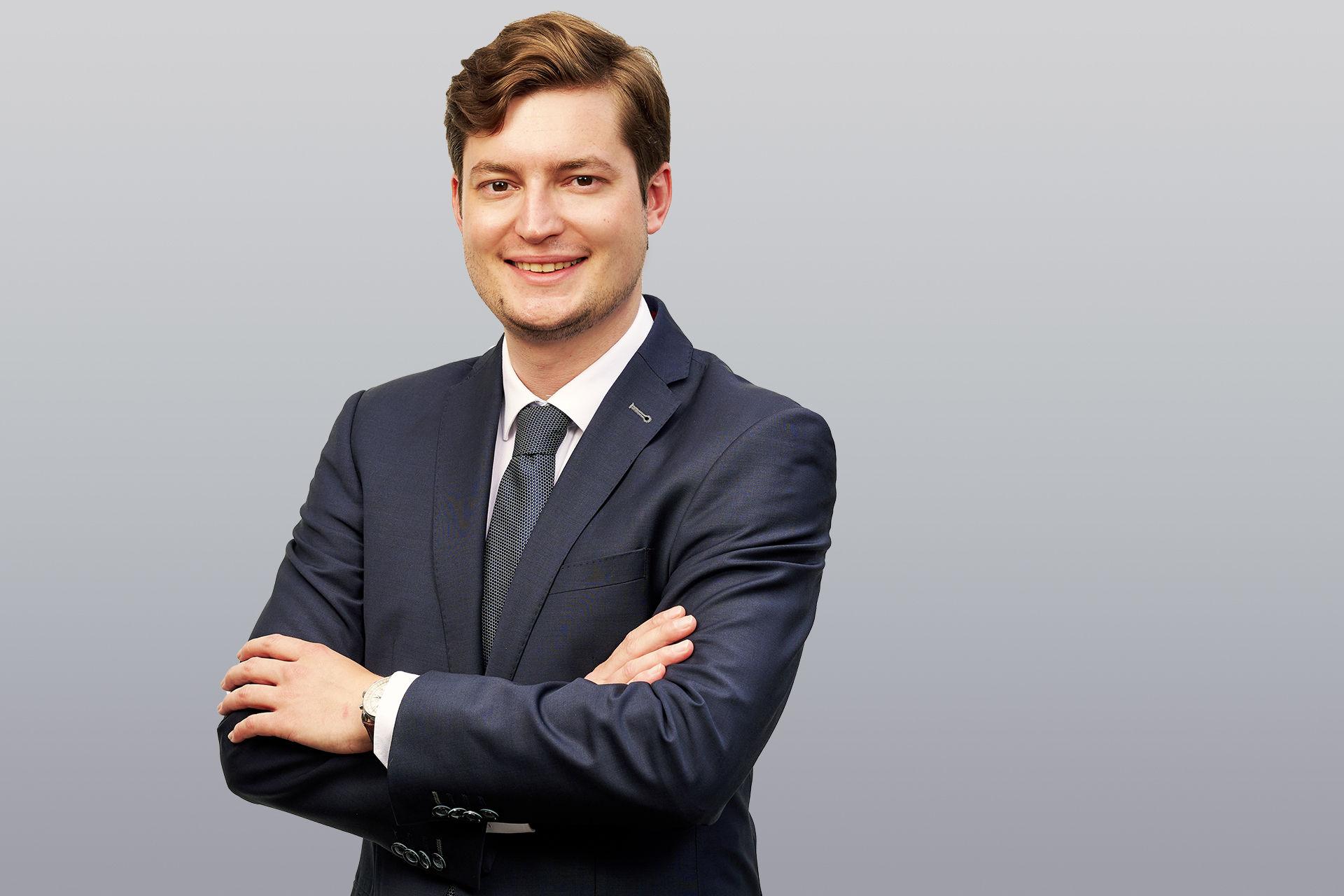 Rechtsanwalt Ernst Krinner